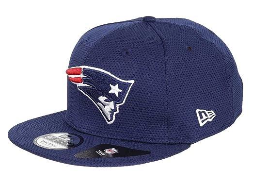 c8a9e23c5c18a2 New era9fifty NFL New England Patriots - Cap - Blue/White: Amazon.co.uk:  Sports & Outdoors