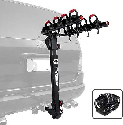 Tyger Deluxe – Enganche para portabicicletas Bike Rack.: Amazon.es ...
