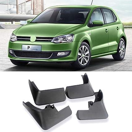 CFHMLK Mud Flaps para Volkswagen, para VW Polo 2011-2013 Hatchback ...