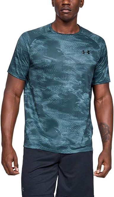 Under Armour (UNDKU) Tech 2.0 Camisa Manga Corta Hombre