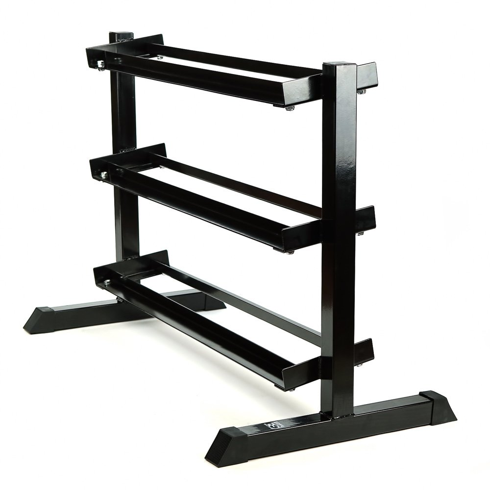 DUMBBELL RACK - HOLDS 5 lb To 50 lb DUMBBELLS