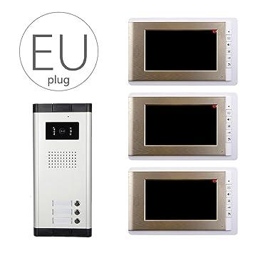 Amazon.de: Miaomiaogo V70C-520-3 7 Zoll verkabelt LCD-Video ...