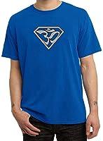 Mens Yoga Shirt Super OM Pigment Dyed T-Shirt