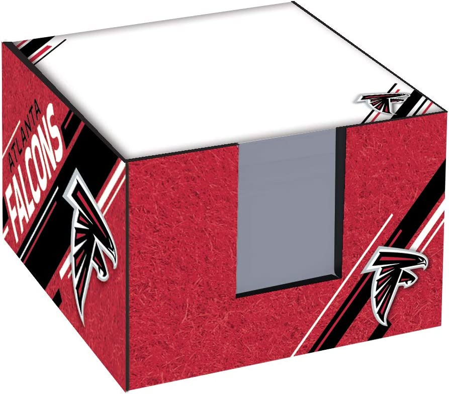 Turner Sports Atlanta Falcons Note Cube W/Holder (8125005)