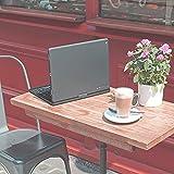 iPad Pro 12.9 2015 Keyboard, Snugg [Black] Wireless Bluetooth Keyboard Case Cover 360° degree Rotatable Keyboard for Apple iPad Pro 12.9 2015