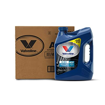 Valvoline DEX/MERC (ATF) Automatic Transmission Fluid 1 GA, Case of 3: Automotive