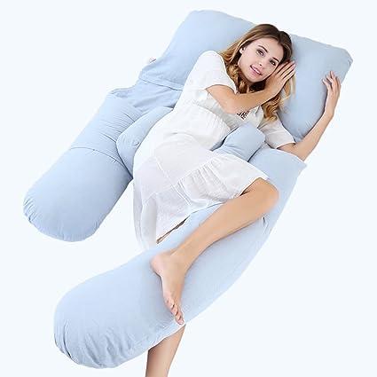 Cuscino Pancia Gravidanza.Zaiyi Cuscino Per Il Corpo Cuscino Laterale Per Donna