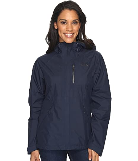 the north face dryzzle jacket w