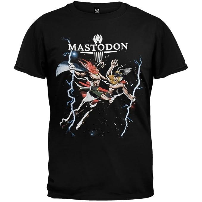 Mastodon - duelo de vikingos de camiseta - grande