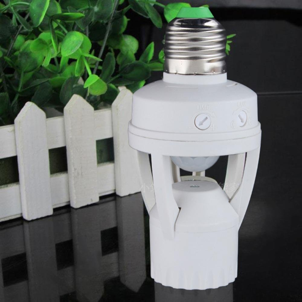 Base Holder With light Control Switch Bulb by NightLite