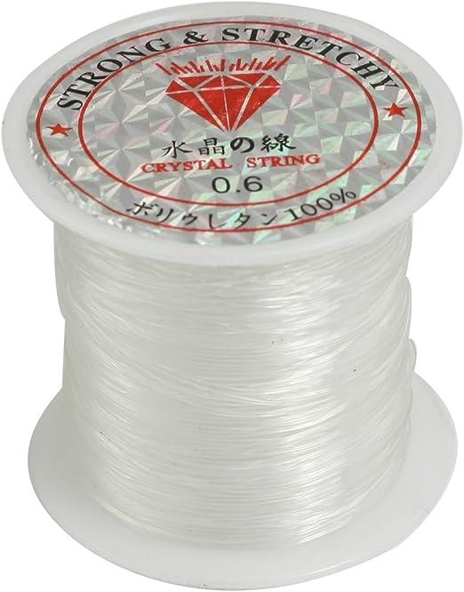 33M Super Strong Angelschnur Transparent Nylon Schnur Monofilament Draht 0 B3A7