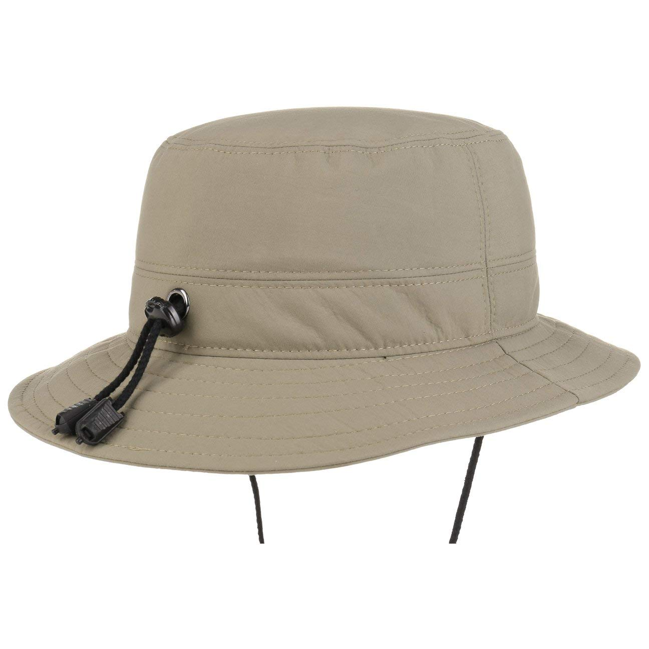 4347c6b063a Lierys Gore-Tex Bucket Rain Hat Outdoor (XL (60-61 cm) - Light Olive)   Amazon.co.uk  Clothing