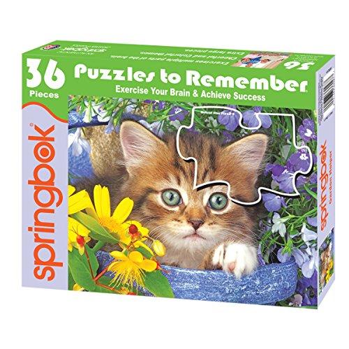 Springbok 36 Piece Jigsaw Puzzle Garden Helper