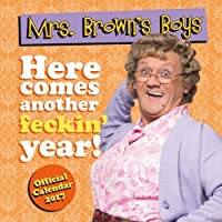 Mrs Brown's Boys Official 2017 Square Calendar