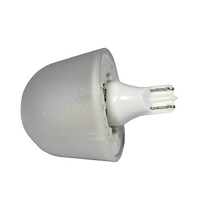 ITC 69913-3K-L-D 12v LED Wedge Base Bulb with Warm White Lens: Automotive