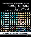 Organisational Behaviour Core Concepts & Applications, Australasian 5th Edition Hybrid