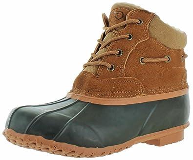 Revenant-4 Men's Duck Toe Snow Boots Shoes Black Size 9