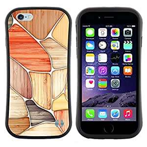 "Pulsar iFace Series Tpu silicona Carcasa Funda Case para Apple (4.7 inches!!!) iPhone 6 / 6S (4.7 INCH) , Modelo rojo Negro Beige Blanco"""