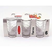 Paşabahçe Toros Su Bardağı, 6'lı