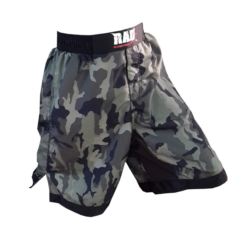 2Fit MMA Fight Shorts Grappling Short Kick Boxing Cage Fighting Shorts CAMOUFLAGE New 2FIT YOUR FITNESS PARTNER