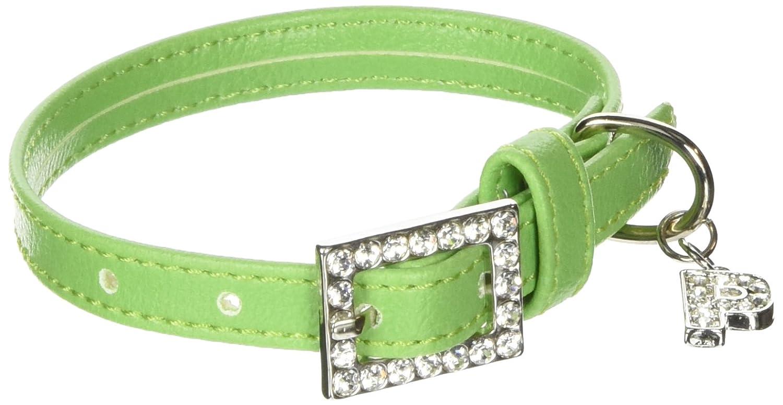 PUPPIA Paia ac522 Collar en Forma de NINFA, S, luz Verde: Amazon ...