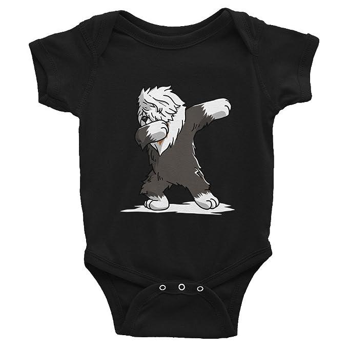 Amazon.com: Body para bebé con diseño de perro de oveja ...