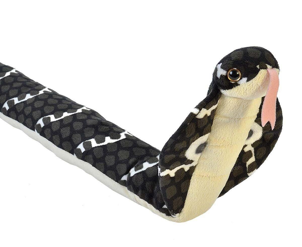 Serpientes de peluche