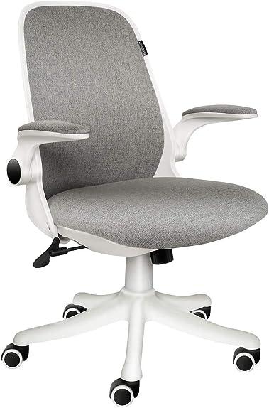 ELECWISH Office Chair 360 Swivel Task Desk Chair Mid Back Swivel Seat
