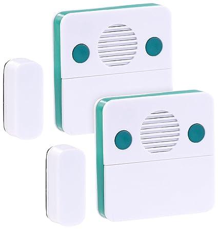VisorTech - Alarma de Congelador de: Juego de 2 universal de ...