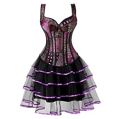 Kleid corsage spitze
