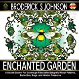 img - for Enchanted Garden: A Coloring Book For Adults: A Secret Garden For Grownups Filled With Delightful Floral Patterns, Butterflies, Bugs, and Hidden ... Books - Art Therapy for The Mind) (Volume 12) book / textbook / text book