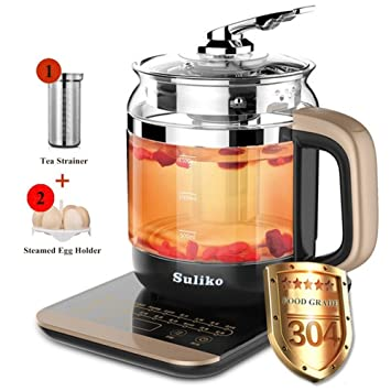 Review Electric kettle, Suliko 1.5L