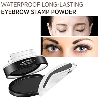 Best Eyebrow Stamp For Perfect 1 Set Pro 3 In Palette Natural
