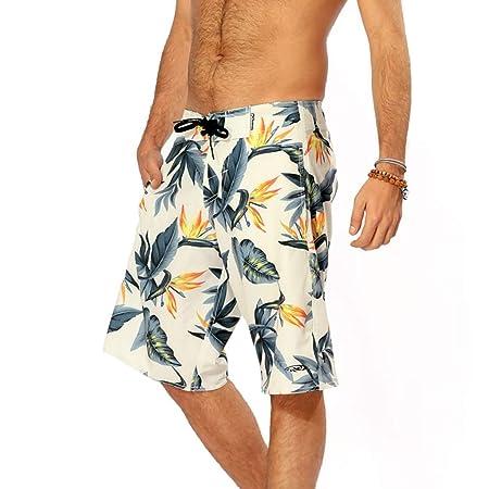 Bañadores de natación Beach Shorts Chándal Pantalones De Surf ...