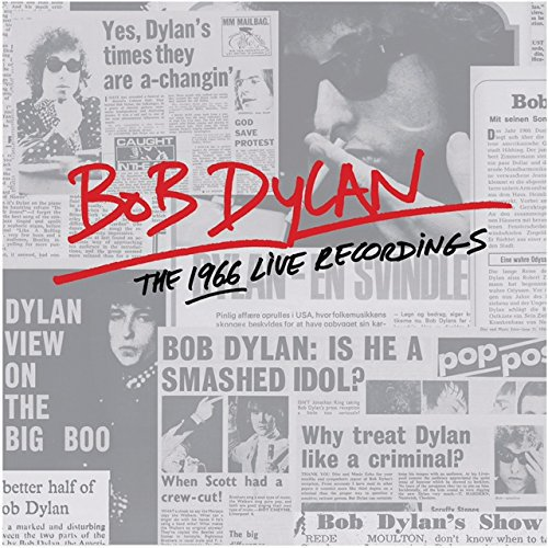 CD : Bob Dylan - The 1966 Live Recordings (Boxed Set, 36 Disc)