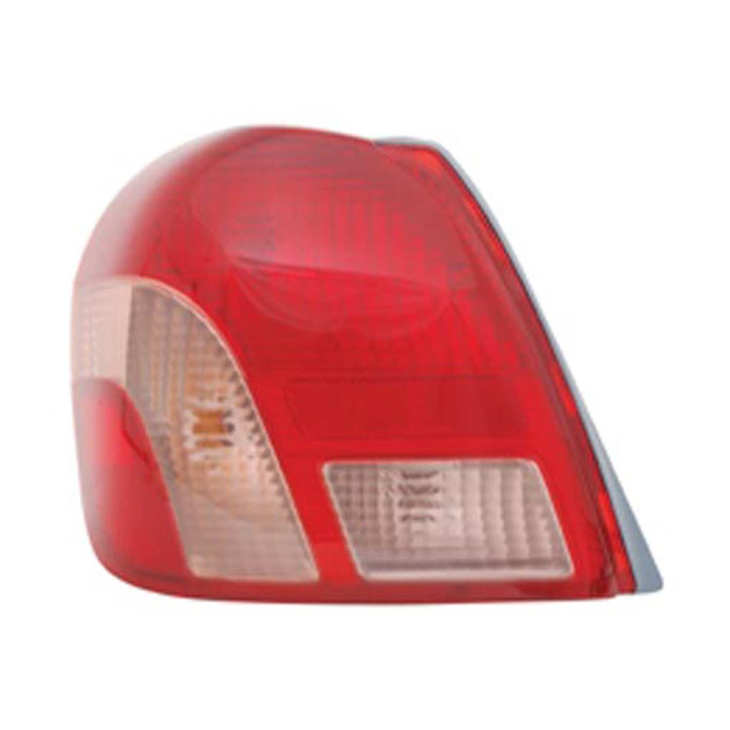 Partslink Number TO2800135 OE Replacement TOYOTA ECHO Tail Light Assembly Multiple Manufacturers