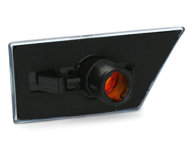 rechts AD Tuning GmbH /& Co Links KG Seitenblinker Set in Wei/à/Ÿ Blinker