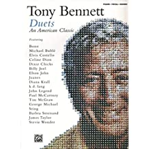 Tony Bennett - Duets (An American Classic): Piano/Vocal/Chords