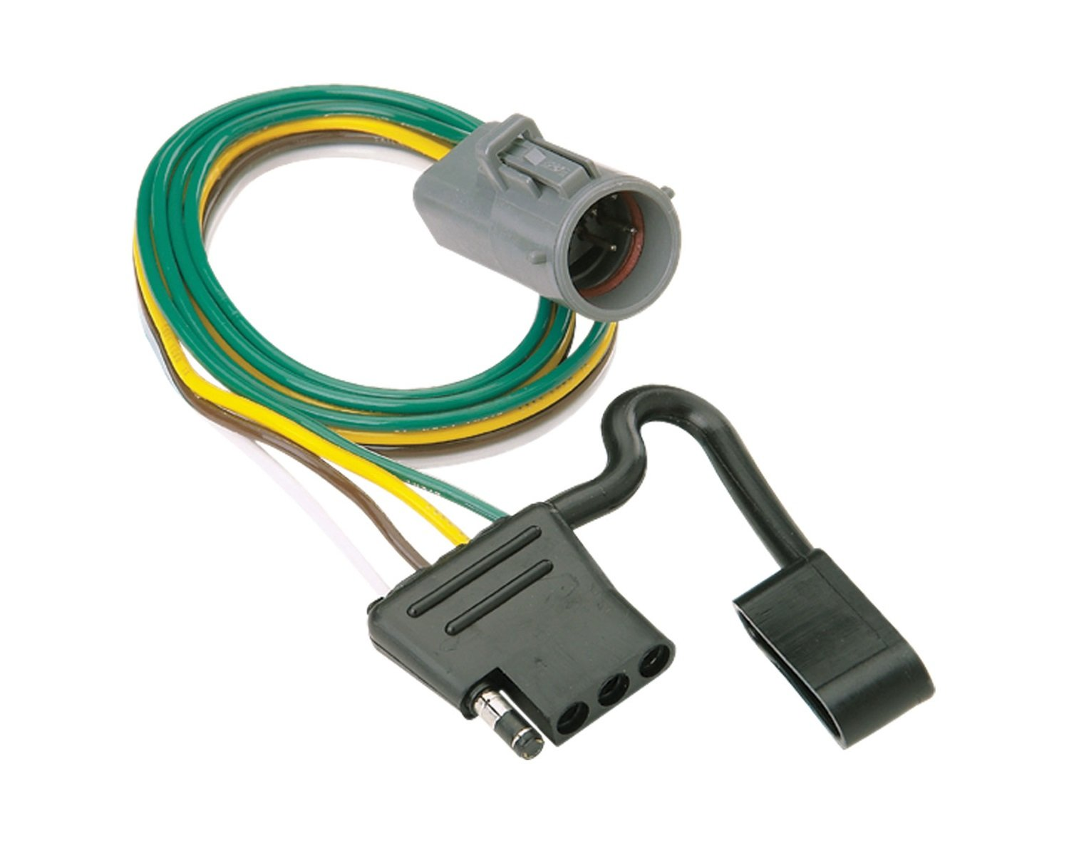 Amazon.com: Tekonsha 118241 4-Flat Tow Harness Wiring Package: Automotive