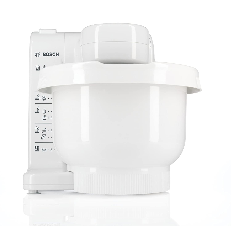 Amazon.de: Bosch MUM4405 Küchenmaschine MUM4 (500 Watt, 3.9 Liter) weiß