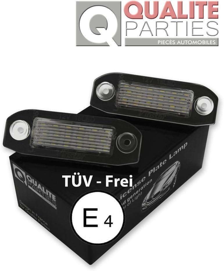 2x Led Kennzeichenleuchte Kennzeichenbeleuchtung Auto