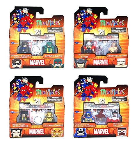 (Minimates Marvel Toys R Us Wave 18 Complete Set)