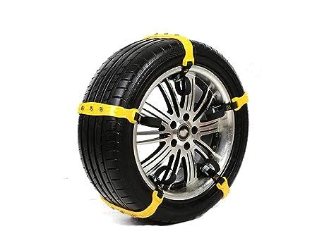 tc-gfr Tire Cadenas, Cadenas de accesorios universal neumático antideslizante Tire Cadena de cadenas