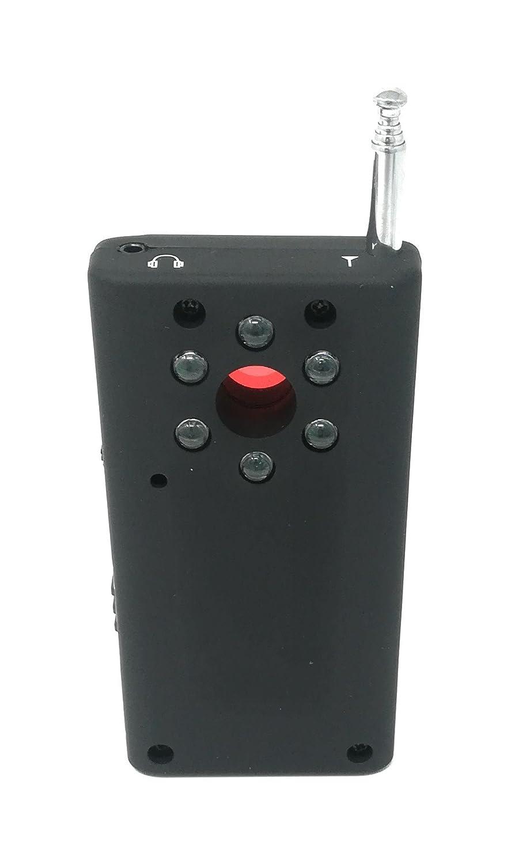 Tiempo de palloncini® Detector de microspie Ondas electromagnéticas Antiácaros Cámaras Infrarrojos Spy: Amazon.es: Electrónica
