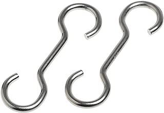 product image for J.K. Adams 4-Inch Extension Hooks for Pot Racks, Set of 2