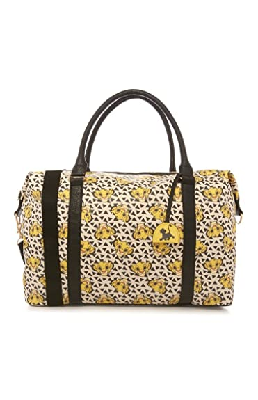 PRIMARK LADIES DISNEY LION KING WEEKEND BAG TRAVEL HOLIDAY GYM SCHOOL  MATERNITY  Amazon.co.uk  Shoes   Bags c5d40a38e46f0