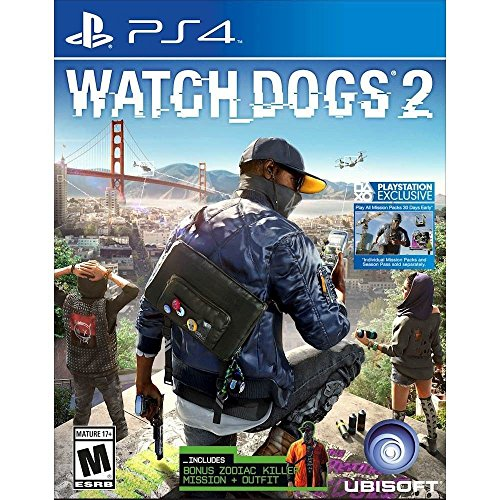Watch Dogs 2 PS4 PlayStation 4 product image