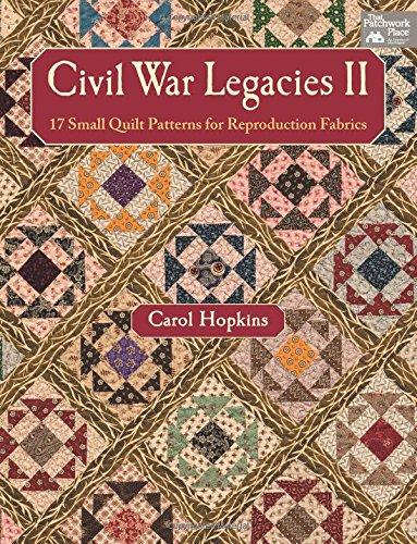 quilt books civil war - 6