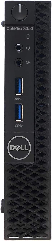 Dell Optiplex 3050 MFF Micro Form Factor Desktop - 7th Gen Intel Core i7-7700T Quad-Core Processor up to 3.80 GHz, 16GB Memory, 1TB Solid State Drive, Intel HD Graphics 630, Windows 10 Pro