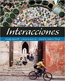Workbook with Lab Manual for Spinelli/Garcia/Galvin Flood's Interacciones, 6th